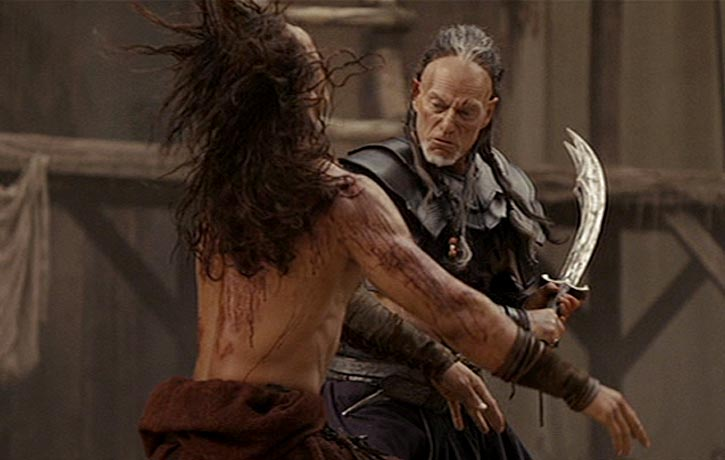 Conan the Barbarian (2011) - Kung-fu Kingdom