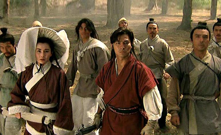 Moon Warriors - Kung-Fu Kingdom
