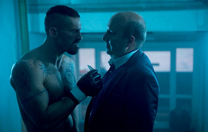 Boyka wants this fight more than anything