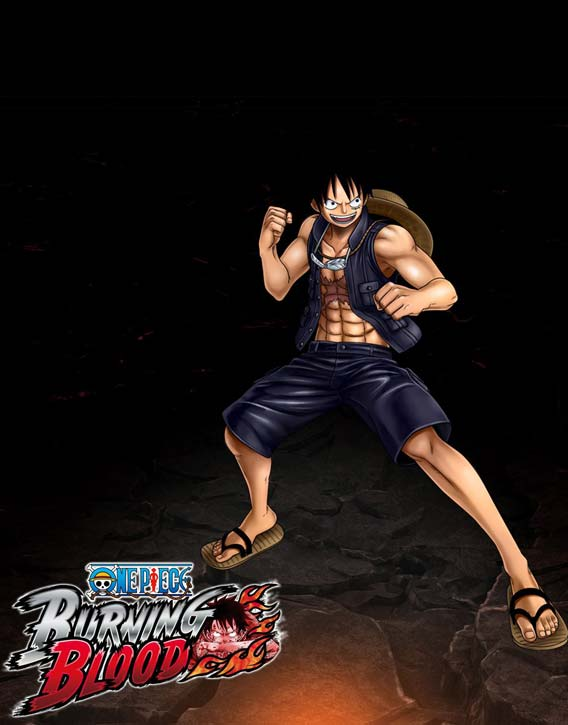 One Piece Burning Blood - Luffy