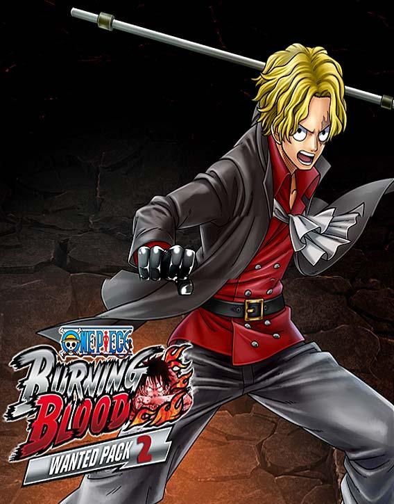 One Piece Burning Blood - Sabo