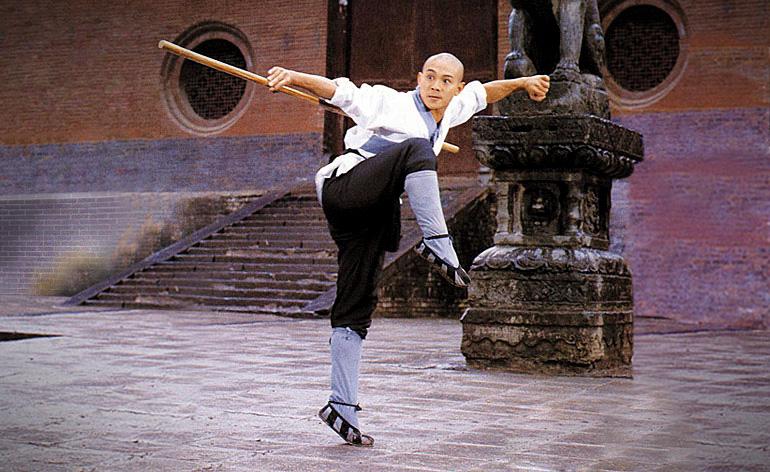 Shaolin Temple 3: Martial Arts of Shaolin (1986)