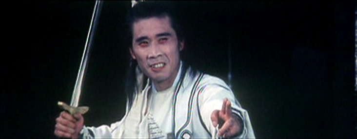 Sun Jian-Kui plays the cross-eyed bandit