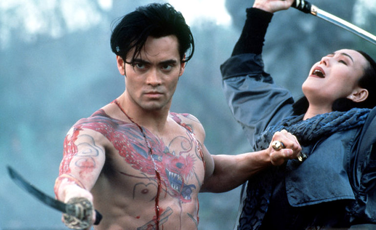 Top 10 Mark Dacascos Movie Fight Scenes!