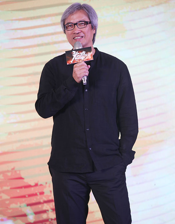 Benny Chan discusses his latest movie Call Of Heroes