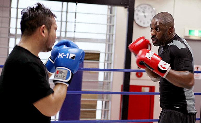 Idris Elba: Fighter (2017) - Kung-Fu Kingdom