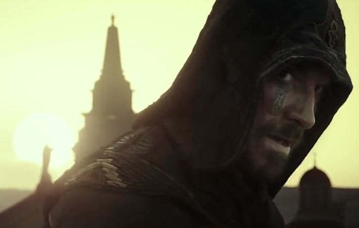 The Assassin's Creed work in the dark to serve the light