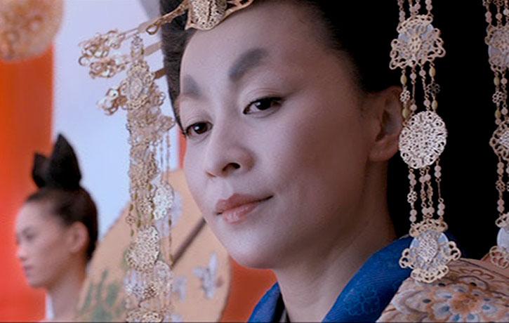 Carina Lau as Empress Wu
