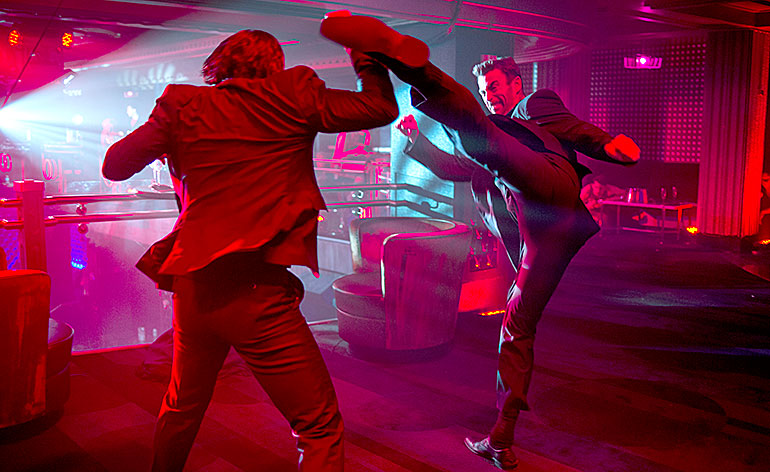 Top 5 John Wick Fight Scenes! - Kung Fu Kingdom
