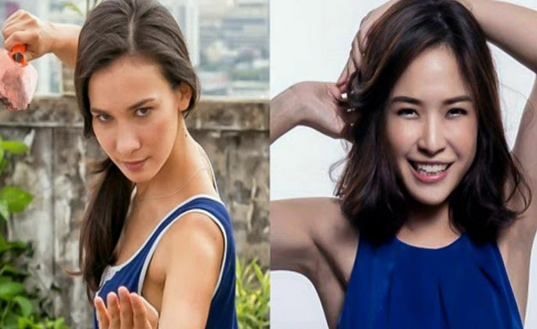 Jeeja Yanin and Celina Jade join Triple Threat! - Kung Fu Kingdom