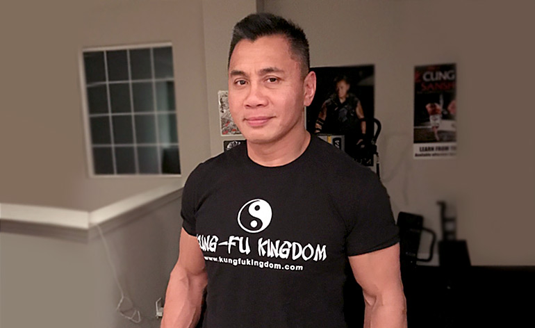 Interview with Cung Le - Kung Fu Kingdom