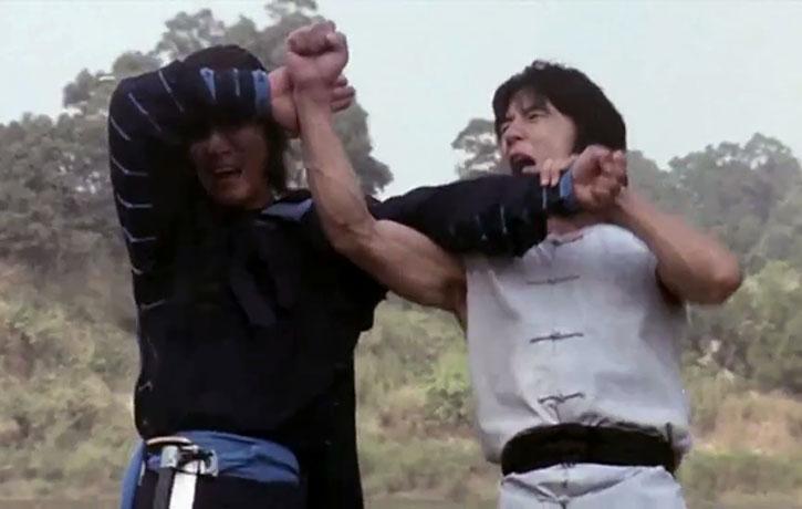 Lung vs Yen's bodyguards