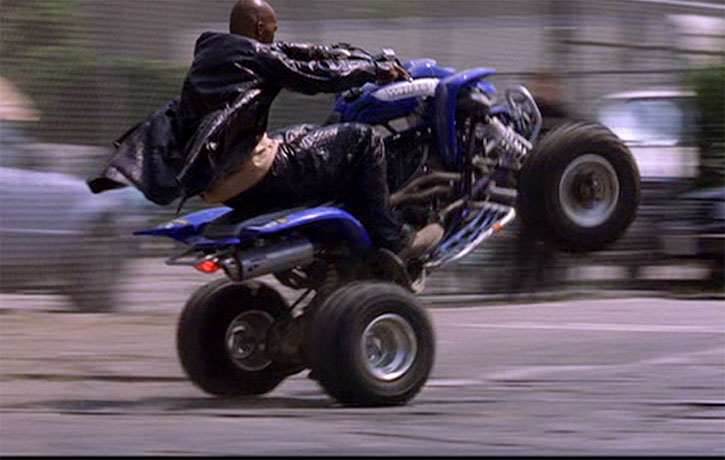 DMX with a need for speed!
