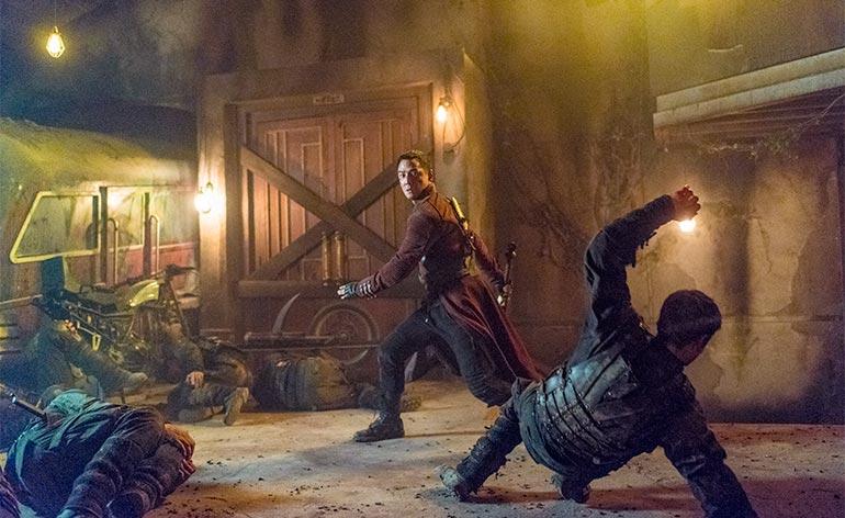 Into the Badlands: Season Two – Episode 10 - Kung-fu Kingdom