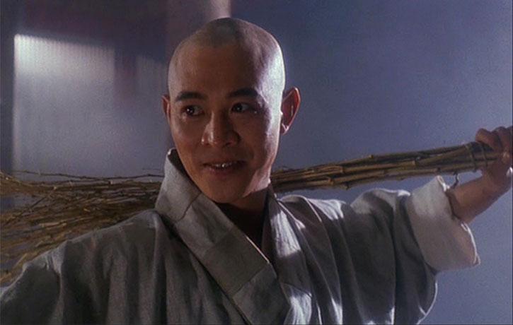 Jet Li stars as legendary Taoist master Zhang Sanfeng