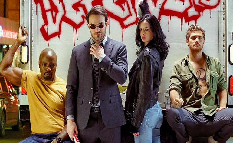 The Defenders trailer arrives online! -Kung-Fu Kingdom