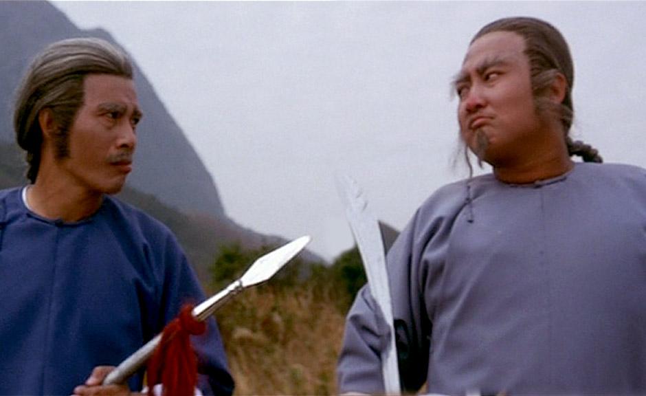 Odd Couple (1979) - Kung-Fu Kingdom