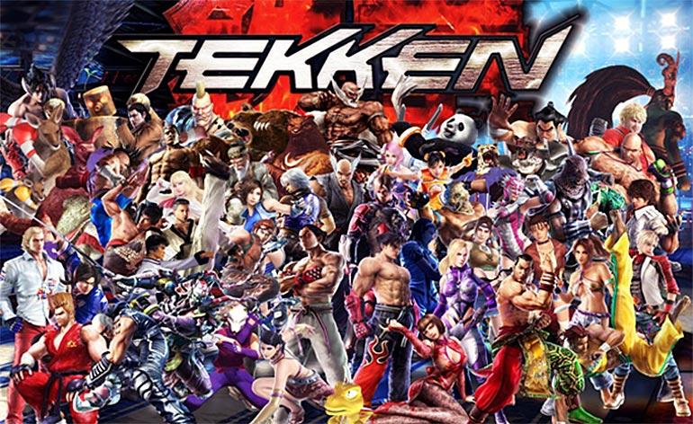 Tekken Series Retrospective