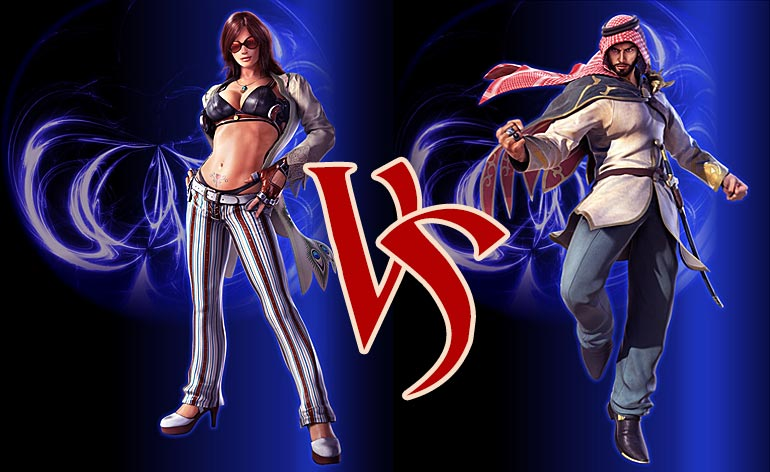 Tekken: Tale of the Tape – Katarina Alves vs Shaheen