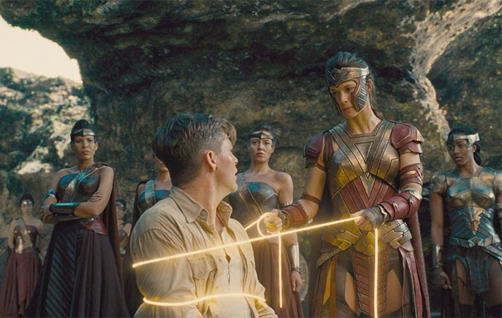 The Lasso compels Steve to tell the truth