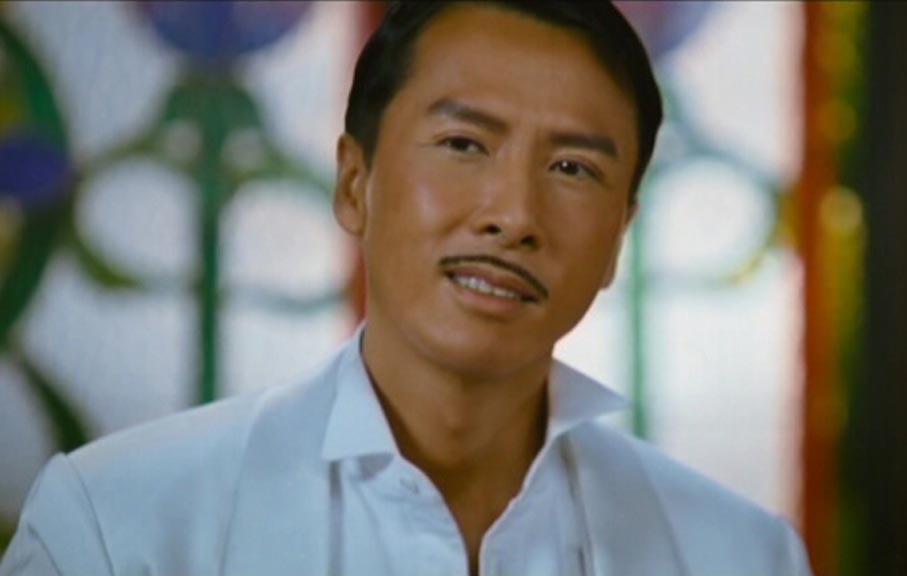 A dashing Chinese Errol Flynn