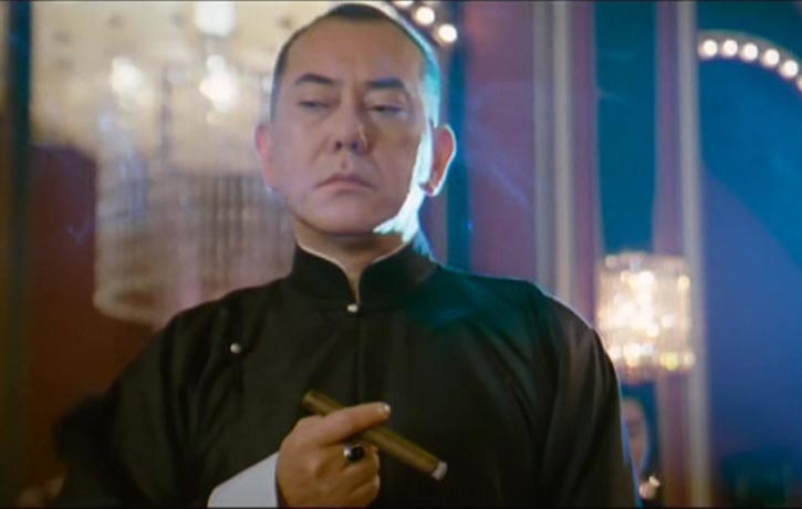 Anthony Wong plays Liu Yutian, the owner of the Casablanca nightclub