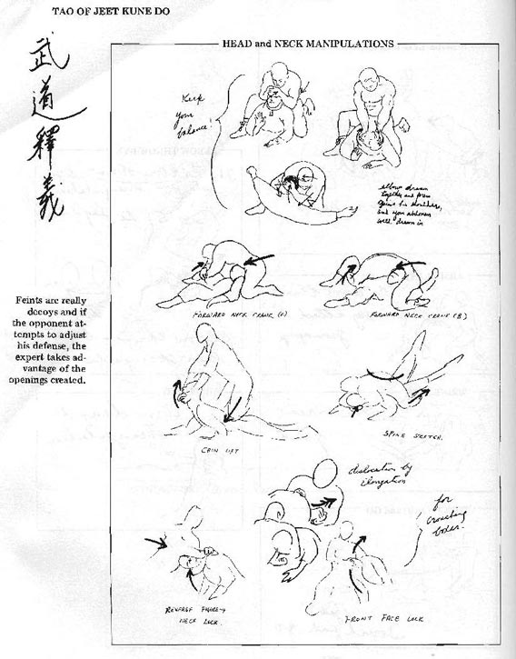 Tao of Jeet Kune Do - Kung-fu Kingdom