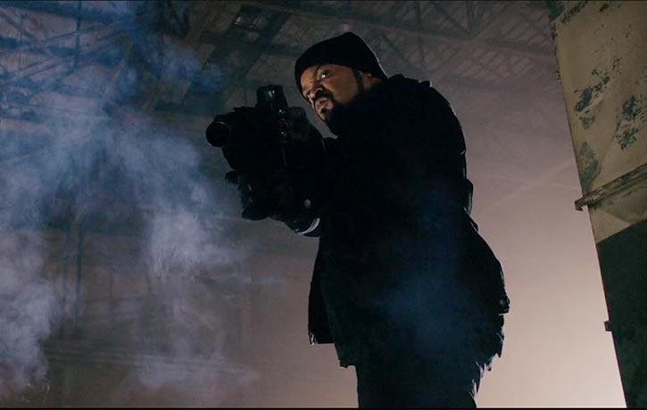 Ice Cube makes a cameo appearance as Darius Stone
