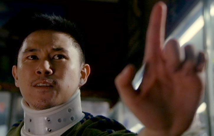 MC Jin as Chung Sang-mang