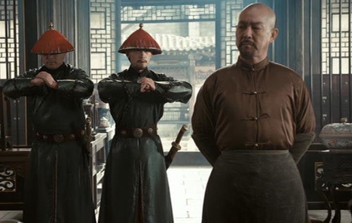Uncle Yuen Biao as Master Li Qiankun