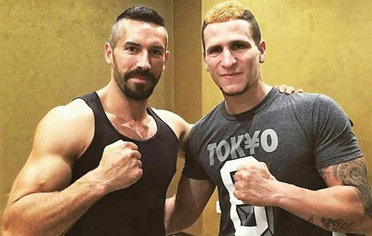 Brahim is ready to battle Boyka in Undisputed 4!