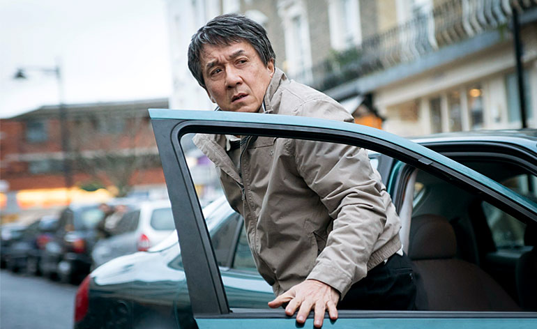 Jackie Chan Triple Feature and Q&A at 2017 Beyond Fest! - Kung Fu Kingdom