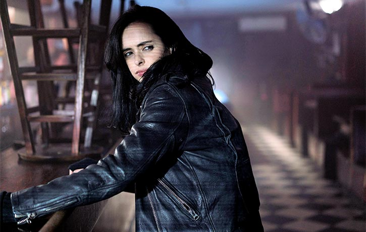 Jessica Jones doesn't work well with others