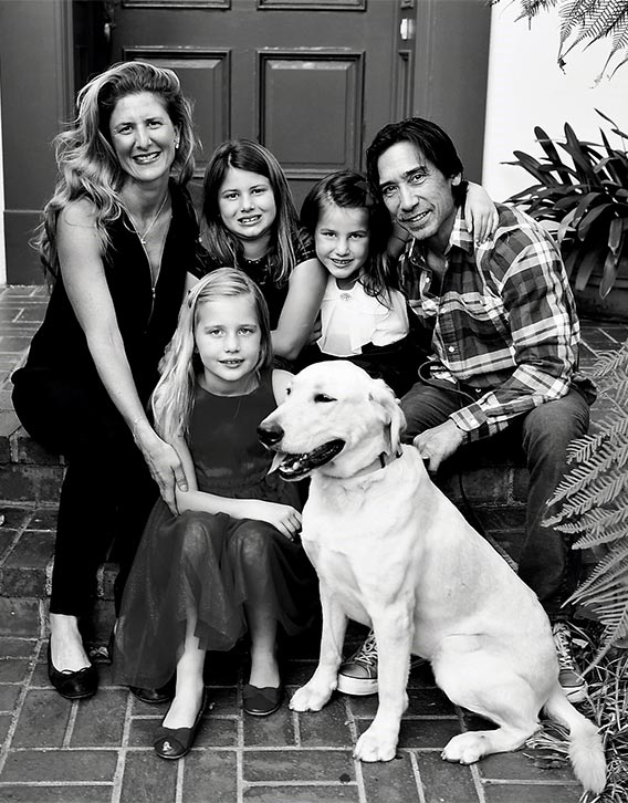 Keith & family