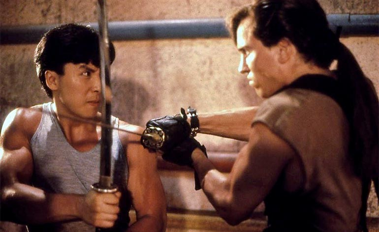 Tiger Cage 2 (1990) - Kung Fu Kingdom