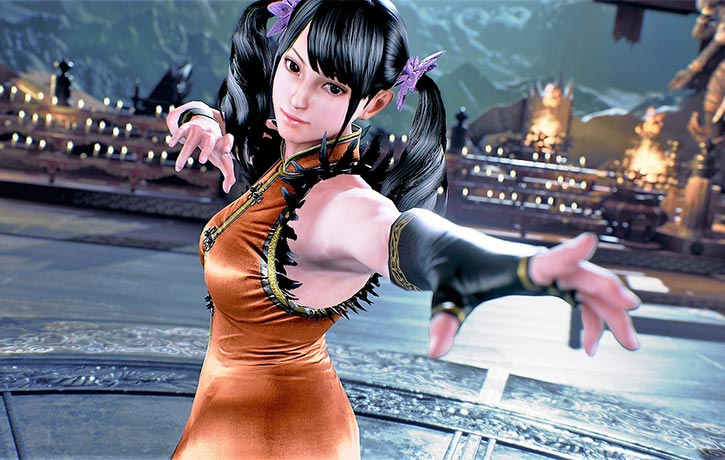 Ling Xiaoyu is a formidable contender