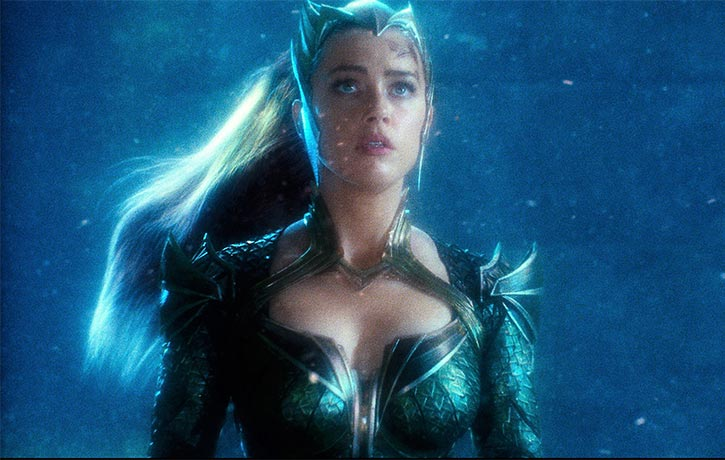 Mera is determined to defend Atlantis