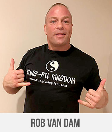 Rob Van Dam - Hall of Fame
