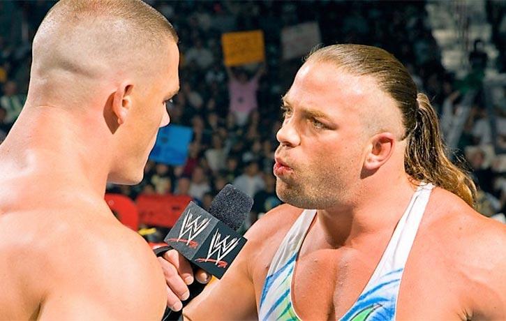 RVD vs John Cena