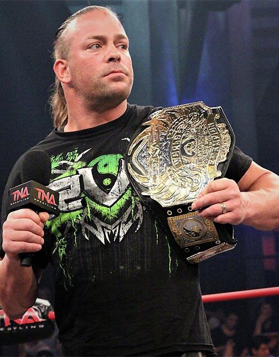 Rob Van Dam at TNA