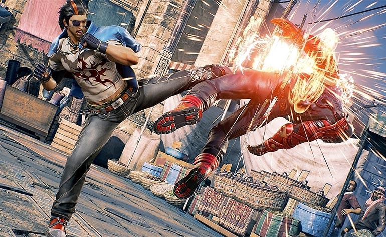 Tekken 7 - Kung Fu Kingdom