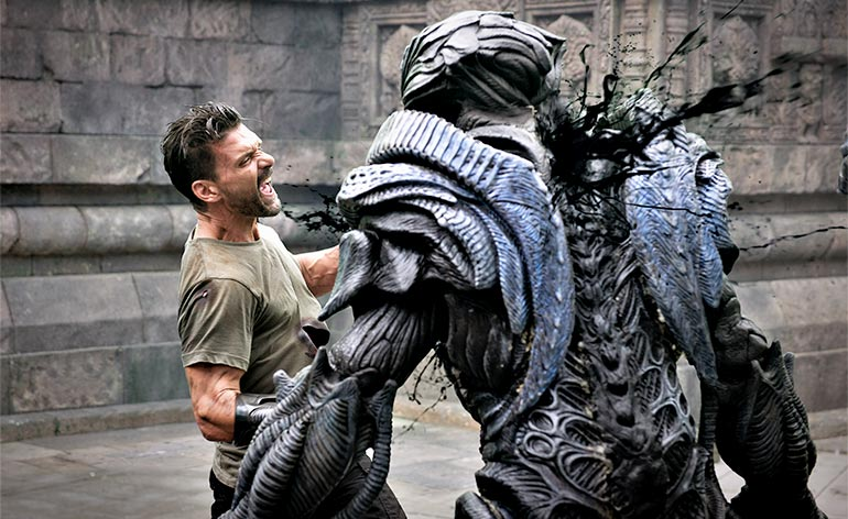 Beyond Skyline (2017) - Kung Fu Kingdom