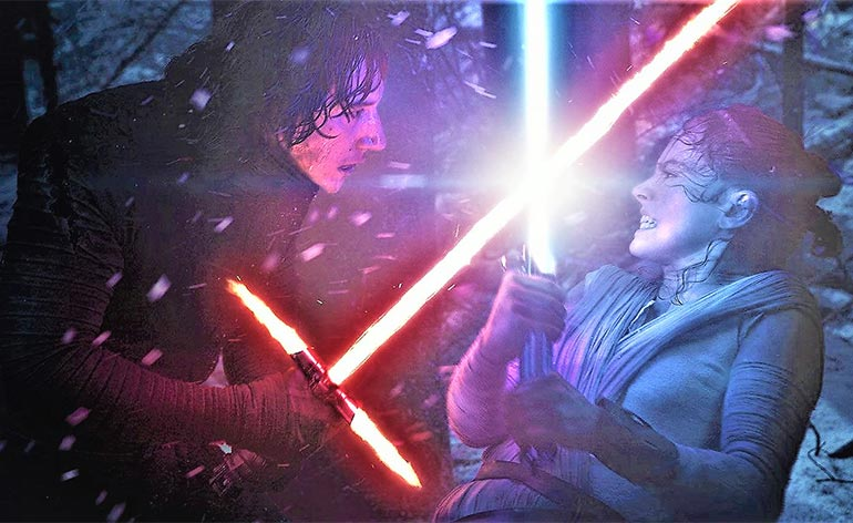 Star Wars: The Last Jedi Action Special