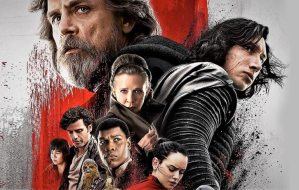 Star Wars The Last Jedi -film poster