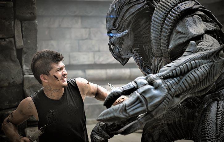 Sua vs Alien