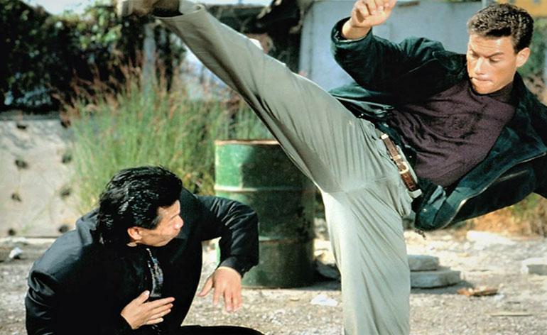 Double Impact (1991) - Kung Fu Kingdom