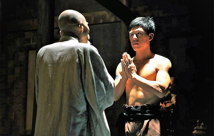 K-29 fled Hades as a child and found enlightenment at the Shaolin Temple