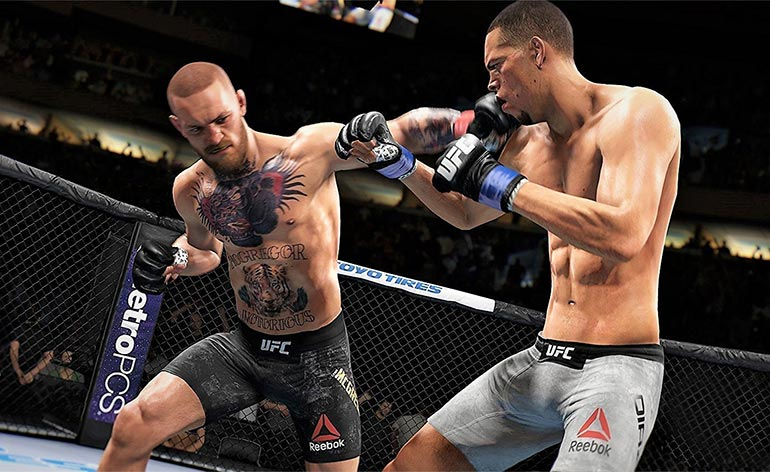 UFC 3 - Kung Fu Kingdom