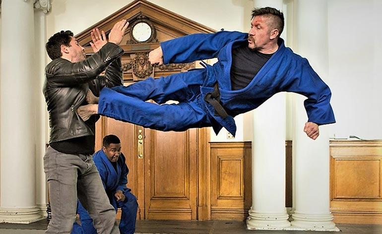 Accident Man (2018) - Kung Fu Kingdom