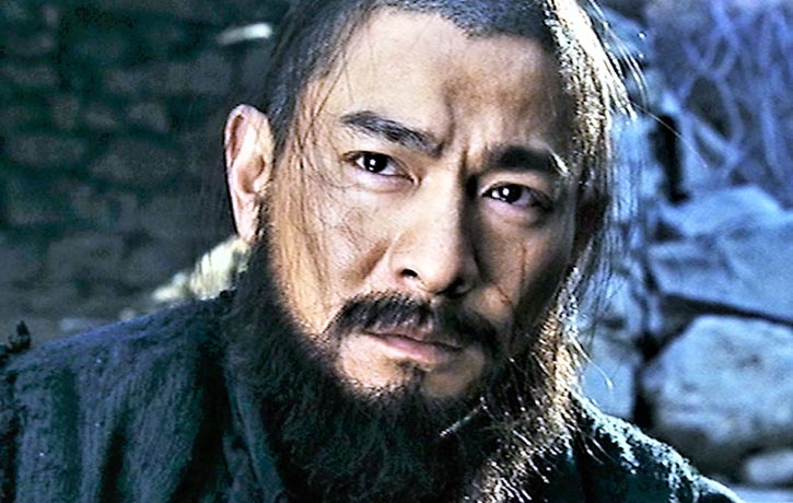 Andy Lau stars as Zhao Erhu
